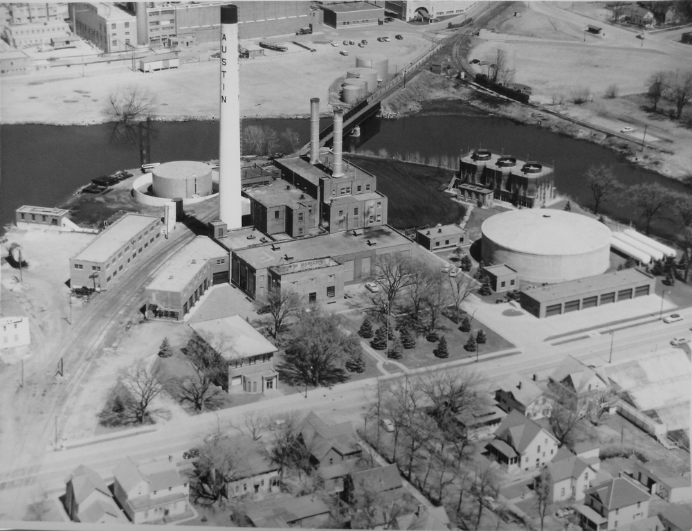 Austin Municipal Power Plant, Austin, MN