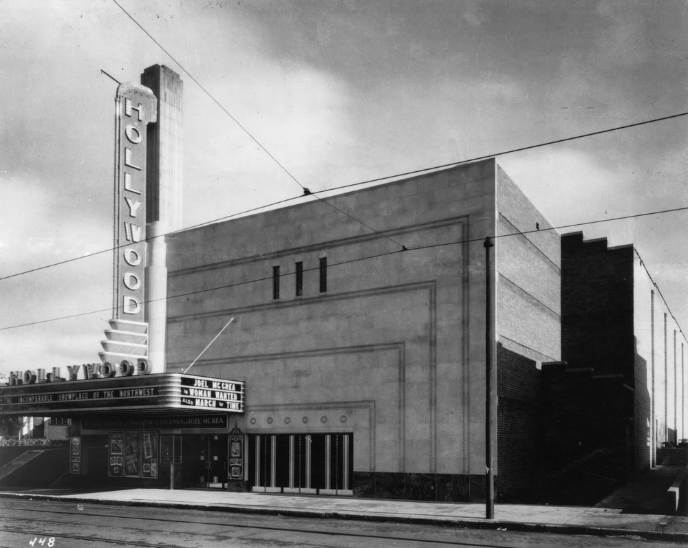 Hollywood Theater, Minneapolis, MN