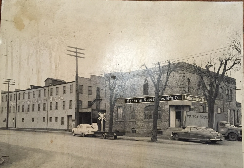 C.A. Smith Lumber District, 4401 and 4400-4430 Lyndale Avenue North, Minneapolis