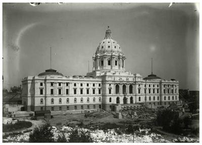 Minnesota State Capitol Building Restoration