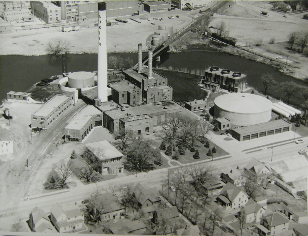Austin Municipal Power Plant Evaluation of Historic Significance
