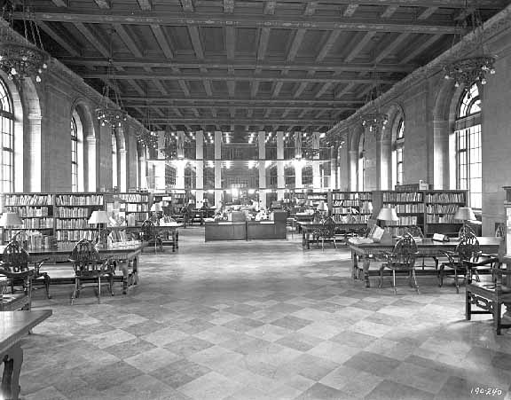 Interior of the St. Paul Public Library, St. Paul NP 190240 (Negative Number).jpg