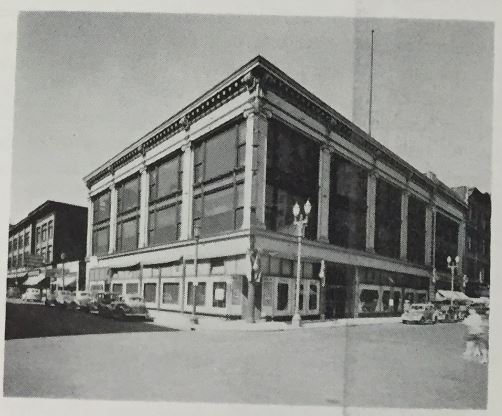 Commercial Building at Sixth and Cedar Streets, St. Paul