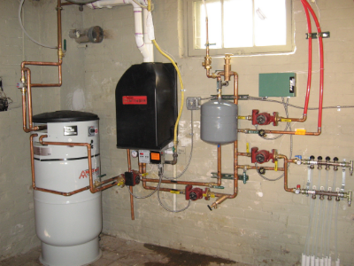 HOT WATER SYSTEMS Energy efficient and high performance systems.