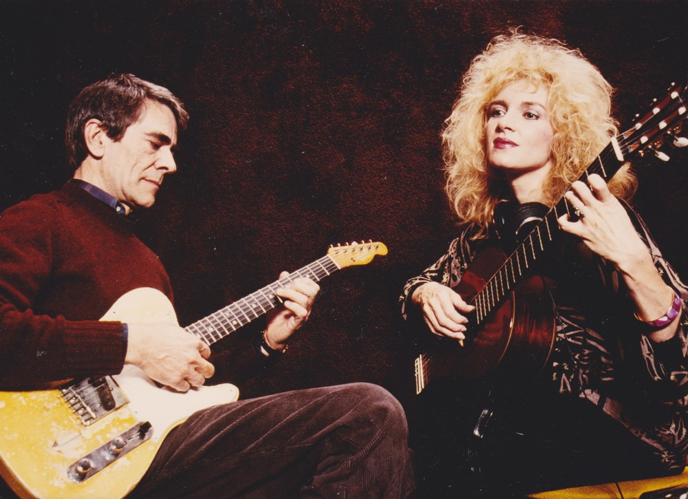1988 with Ed Bickert