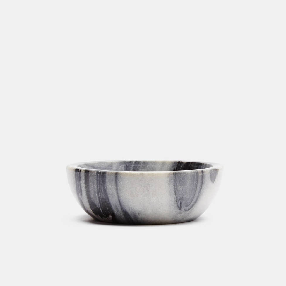 Grey Marble Bowl  by Nordstjerne