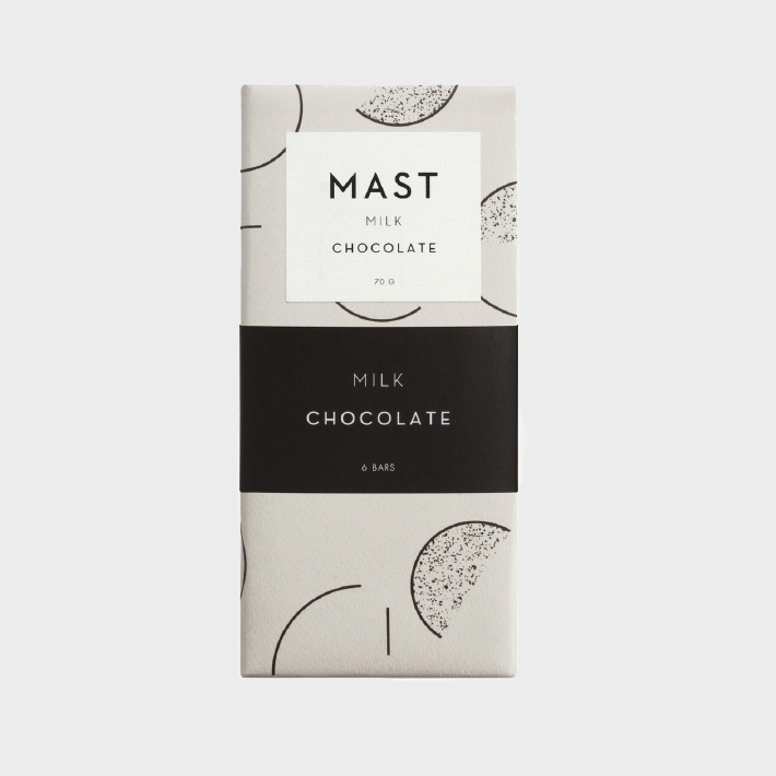Chocolate Bar  by Mast Brothers