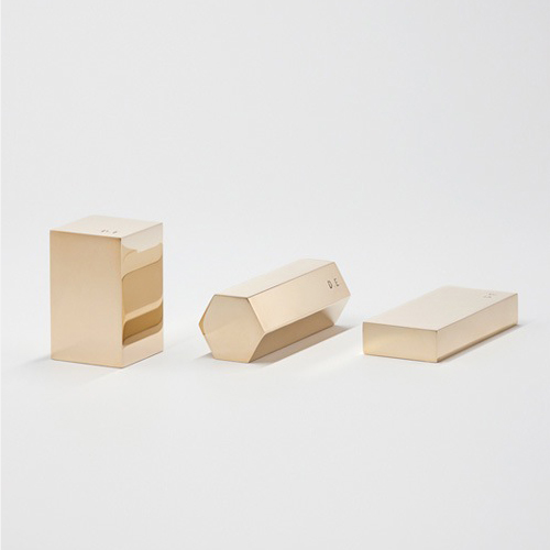 Brass Paperweights  by DANIEL EMMA