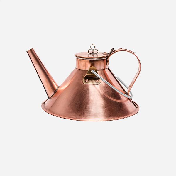 Copper Tea Kettle  made in U.S.A.