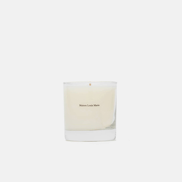No.03 L'Etang Noir Candle  by Maison Louis Marie