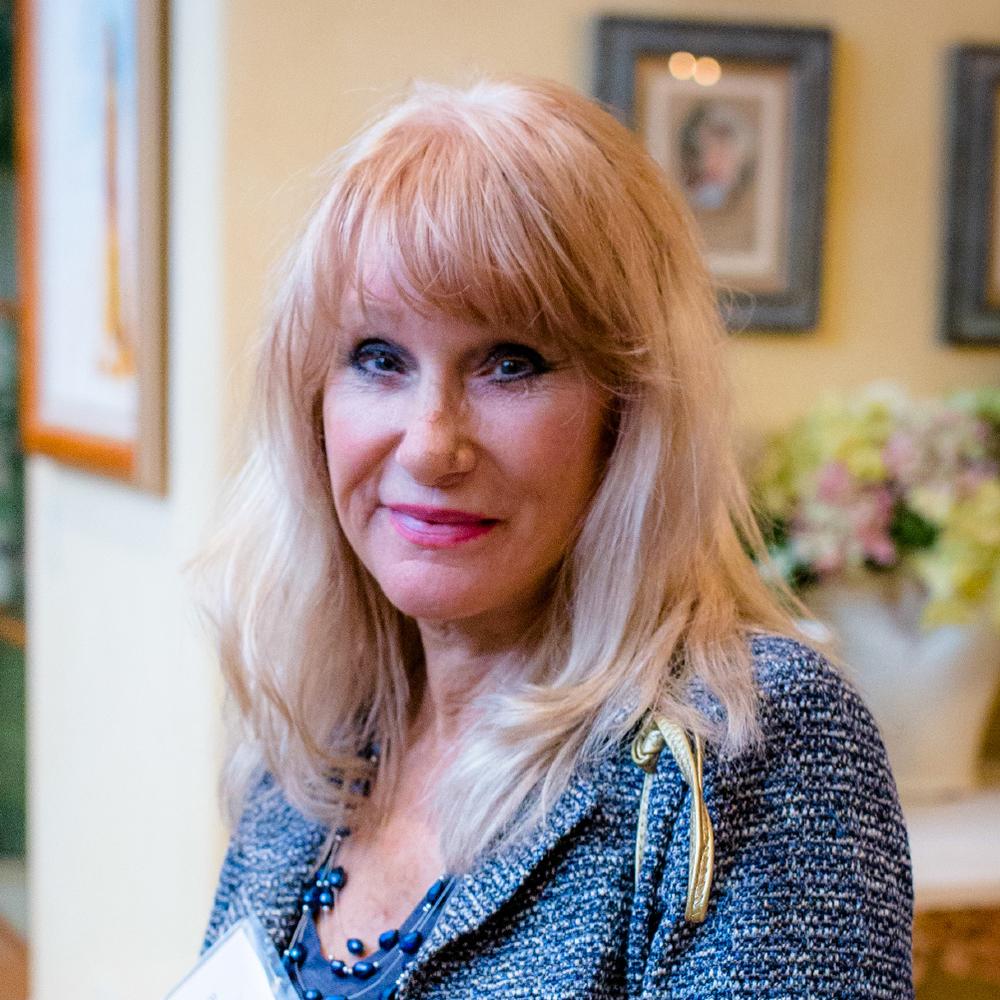 Pastor Pam Strickler