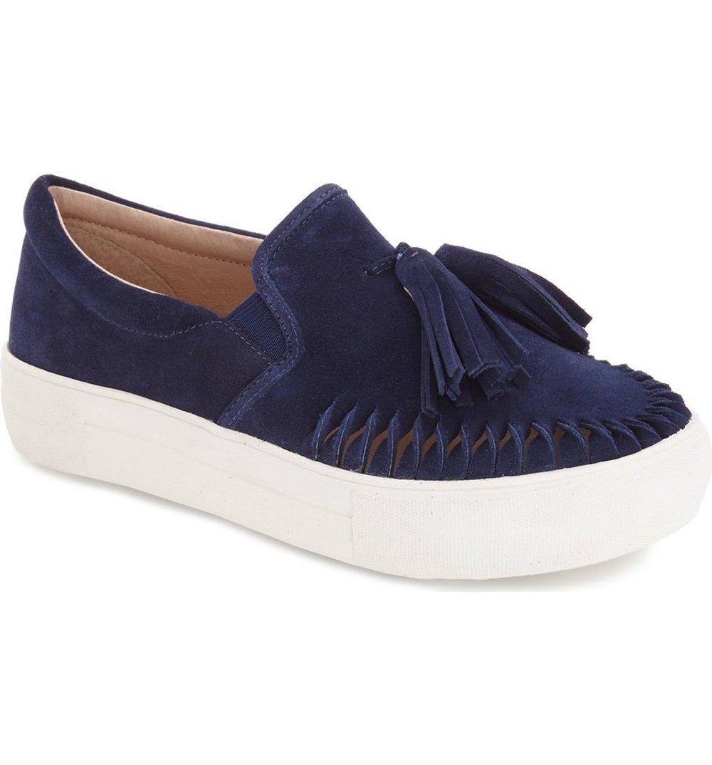 J. Slides Tassel Sneaker ~ $134.95