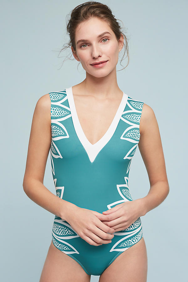 Seafolly Deep V