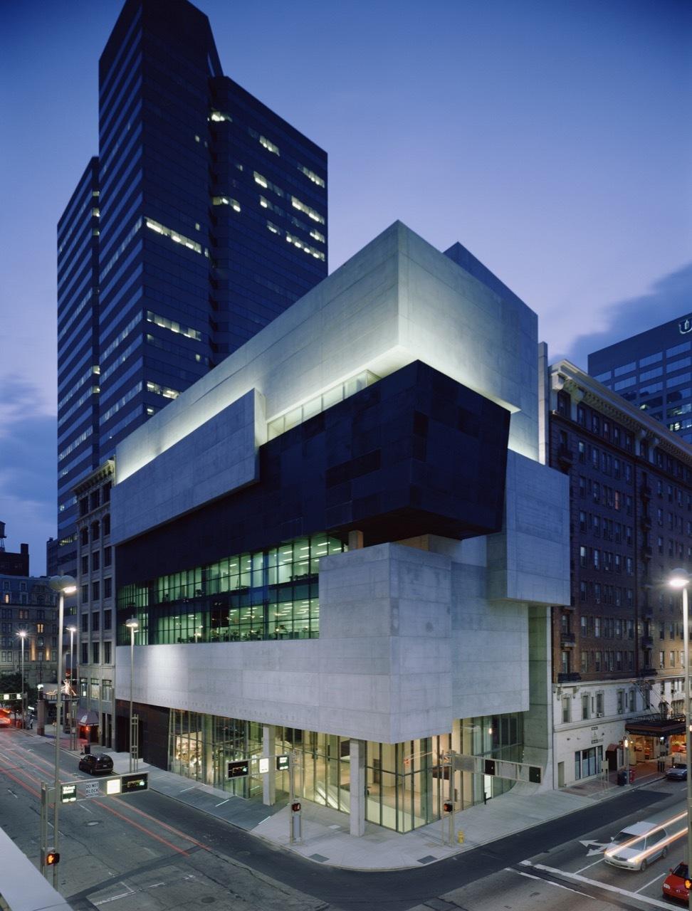 Contemporary Arts Center   44 E. 6th St. Cincinnati, OH 45202  Free admission