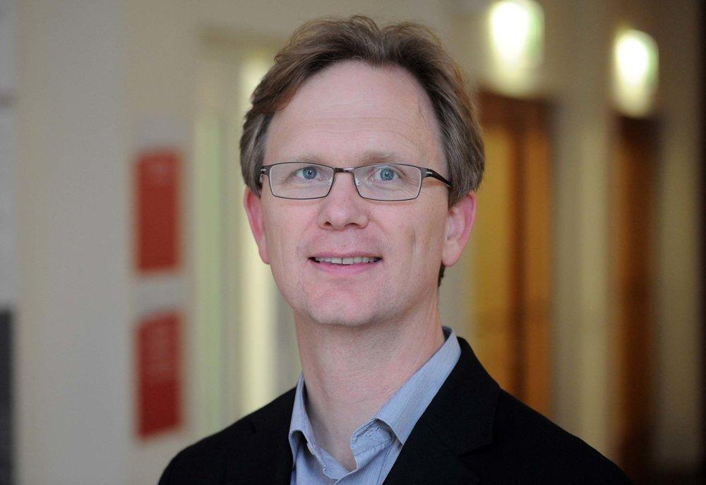 Mark Hallerberg, Hertie School of Governance