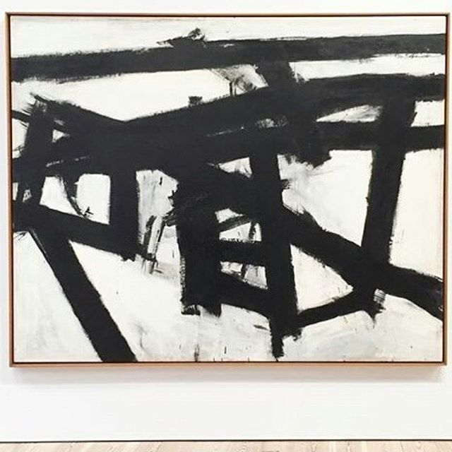 Dear #FranzKline, you are perfection. The end. 💌