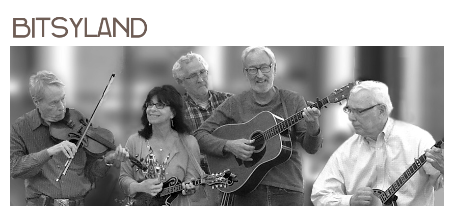 Bitsyland Bluegrass this Saturday