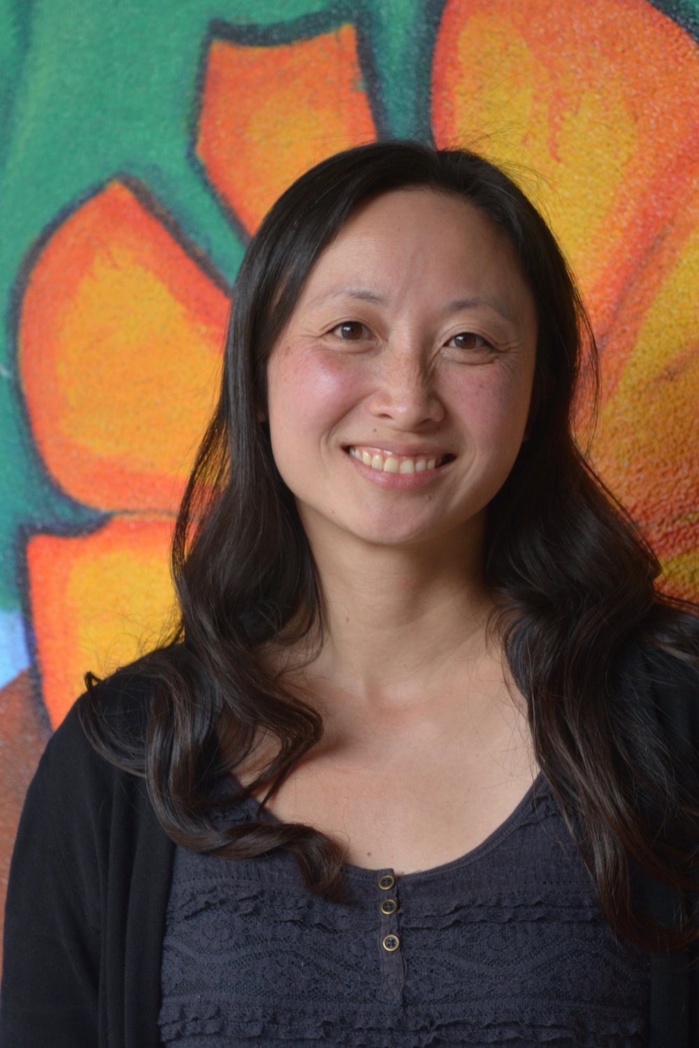 Angi Chau, Senior Fellow & Coach