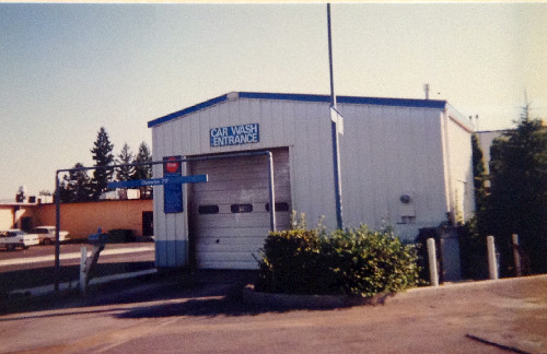 Coleman Oil's 21st Street facilities in Lewiston, 1980s.