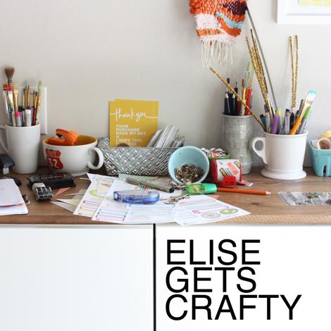 Image result for elise gets craft ypodcast