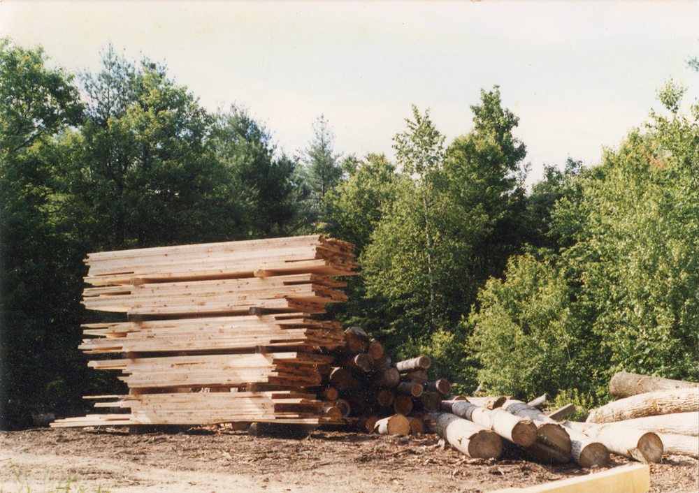 Block Brothers Lumber lives on in thousands upon thousands of board feet of lumber in houses and barns throughout New Hampshire and Maine.