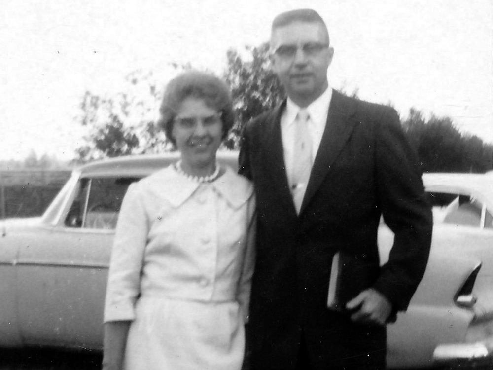 Ilene and Ernie Rockstad