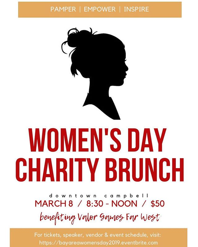 Women's Day 2019 is just around the corner, and we're thrilled to be partnering with @517transformed on this very special event. Join us on Friday, March 8th from 8:30am-noon for a Women's Day Charity Brunch benefiting disabled female veterans. Enjoy great food, engaging speakers, and a range of relaxing/rejuvenating treatments from local female business owners. Seats are limited, so please visit the Eventbrite link shown above for tickets & details. Let's thrive together! 🙌🏽❤️🌱