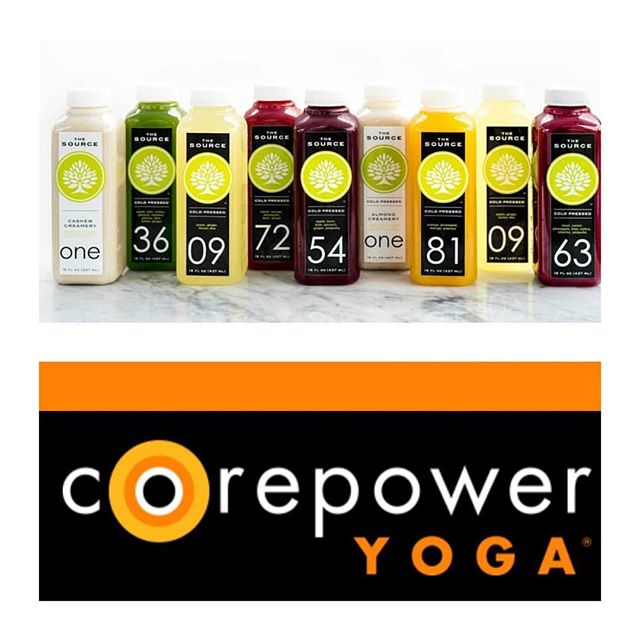 Poppin' up at CorePower Yoga Almaden tonight! 🧘🏻♀️🧘🏽♂️ Come see us for juice cleanse info + fresh-baked donuts. 🌱🍩 @corepoweryoga