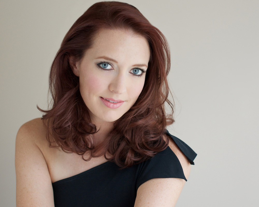 Jessica Renfro, mezzo-soprano, founder of A Moment for Music