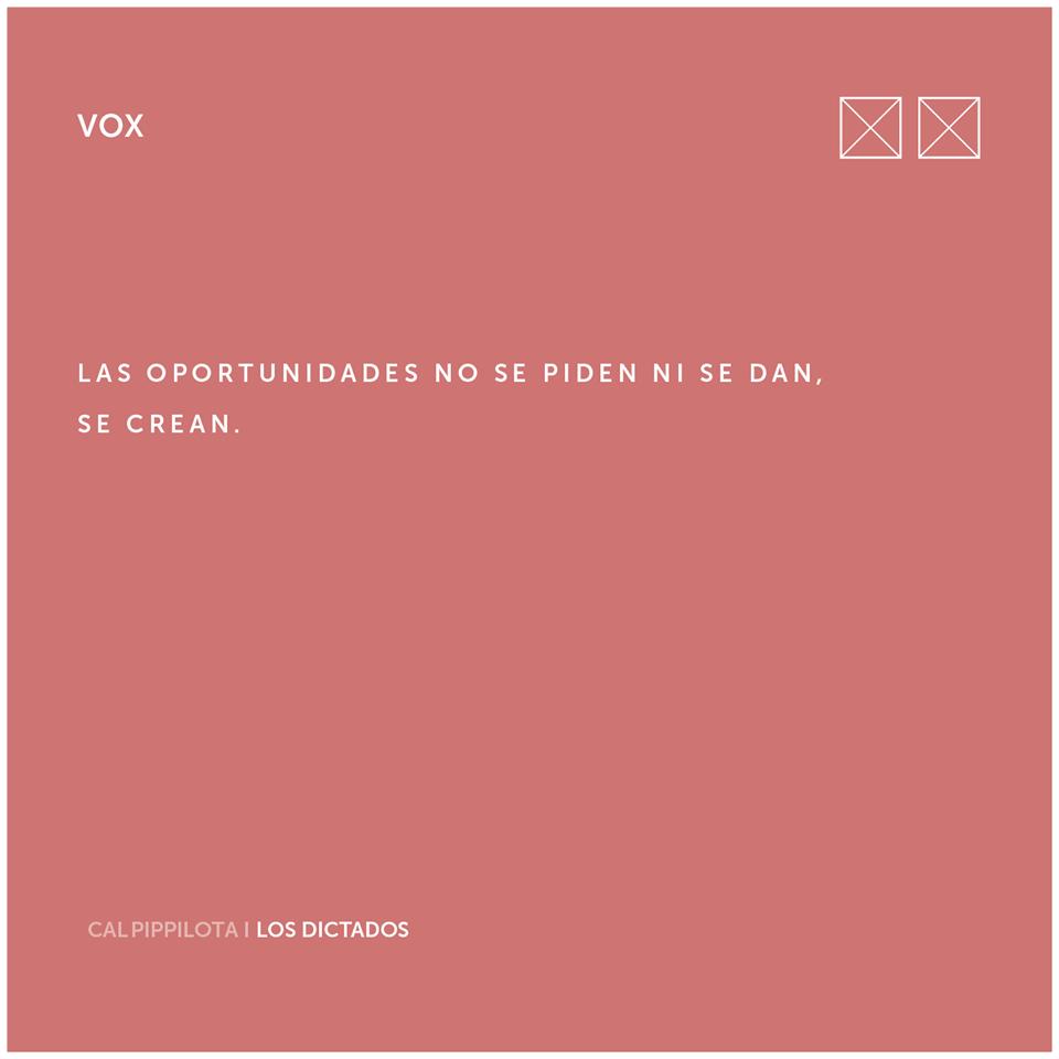 Imagen de Los Dictados
