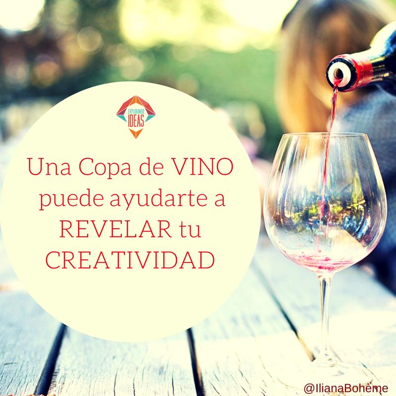 vino y creatividad