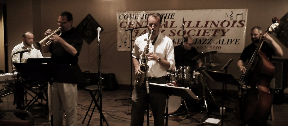 todd kelly quintet at the starting gate banquet room