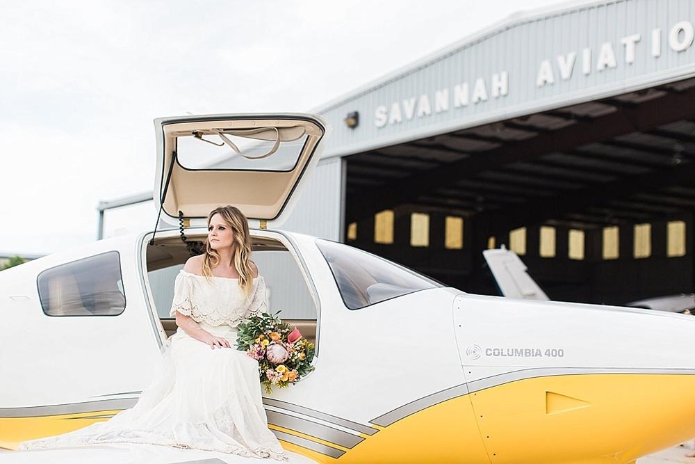 Savannah_Wedding_Photographer_Boho_Wedding_Dress_Vintage_Airplane021.JPG