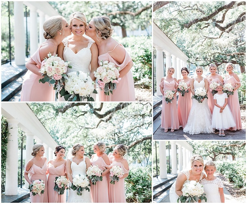 Meghan + Evan's Savannah Wedding at St. John The Baptist | Savannah Wedding Photographer | Apt. B Photography