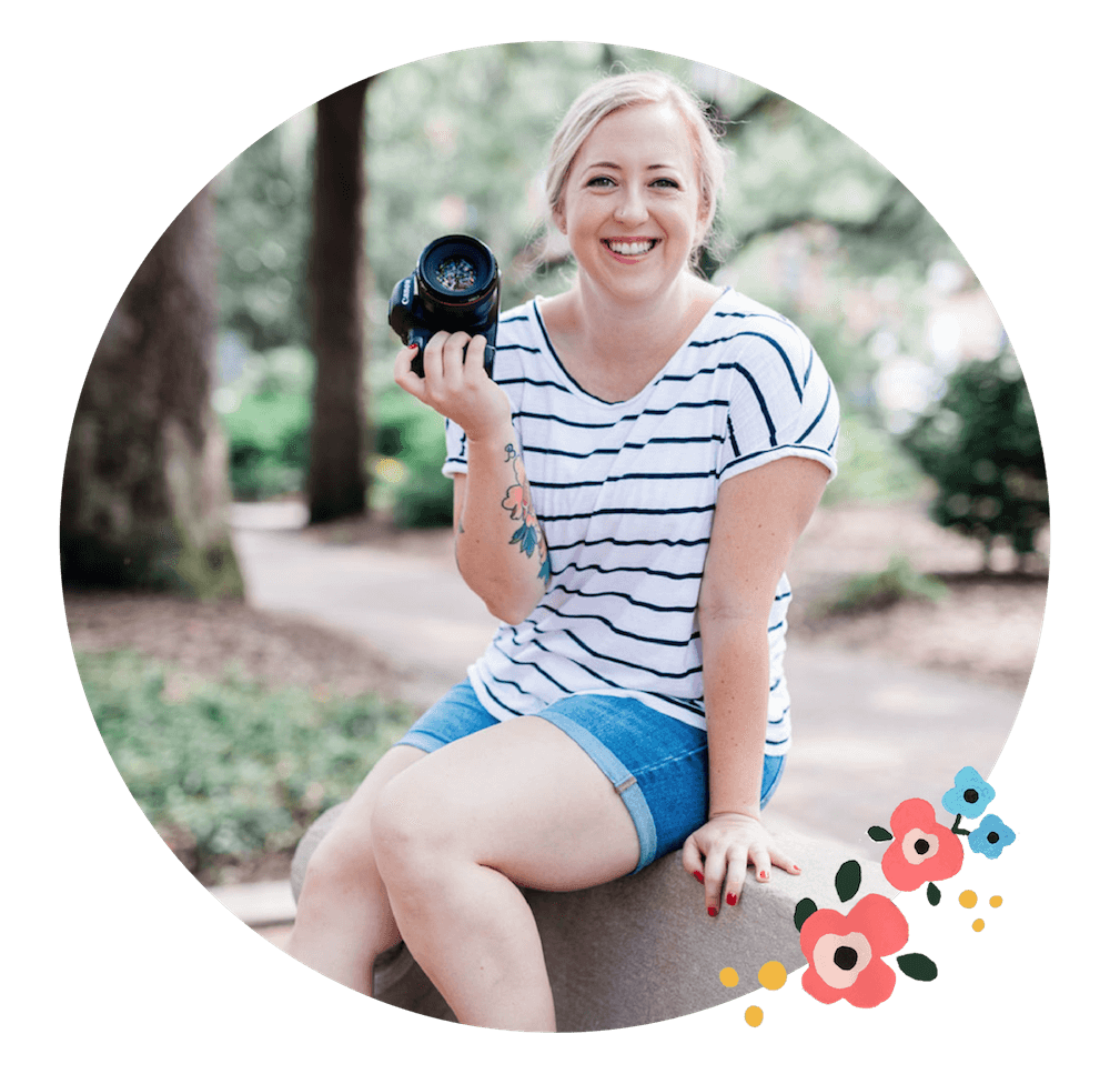Hi, I'm Wendy! - I'm a whimsical wedding photographer in Savannah, GA who loves shooting joy-filled moments filled with movement, laughter, + playfulness.