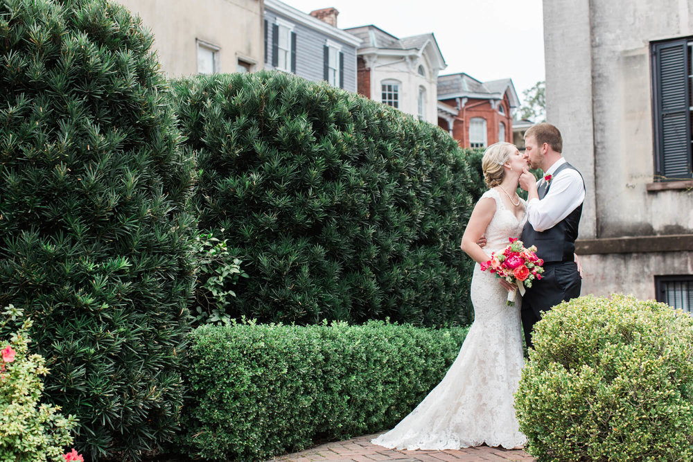 """""""I budgeted for the wedding photographer to be my biggest expense because I wanted awesome photos, they are what lasts a lifetime after all. Wendy delivered exactly what she promised and so much more!"""" - Jess + Bob"""