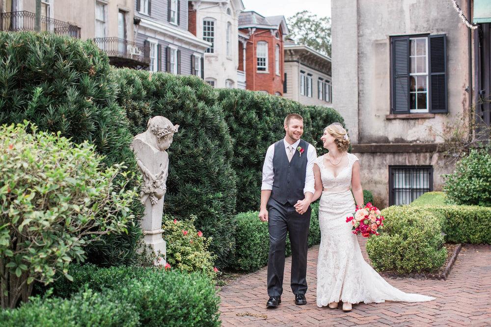 Jess Bob - Apt B Photography - Savannah wedding photographer, Charleston wedding photographer