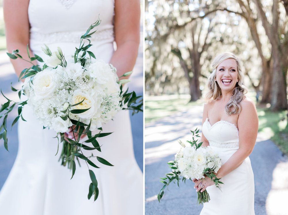 Amber + James Intimate Wedding at Bethesda Chapel – Savannah Wedding | Apt. B Photography