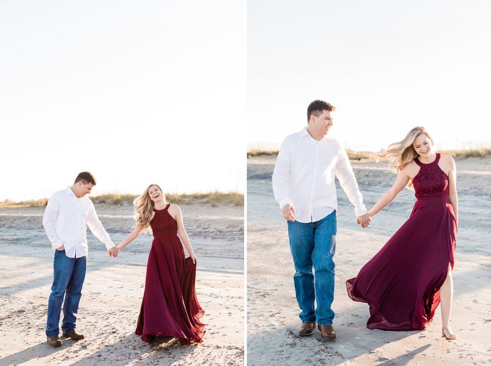 Apt B Photography – Savannah Engagement Photographer