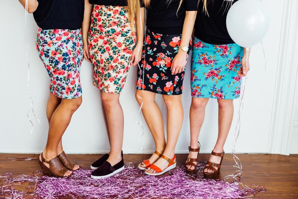 Onze klanten komen onder meer uit de modewereld, de voedingsindustrie en de HR- en coachingsector.