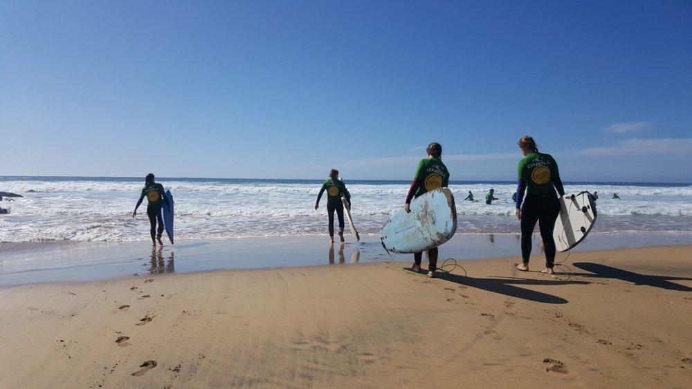 SURFEN EN MASTERMINDEN IN FUERTEVENTURA: IT DOESN't GET MUCH BETTER THAN THAT.