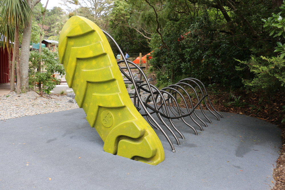 Wellington Zoo - Boot playground