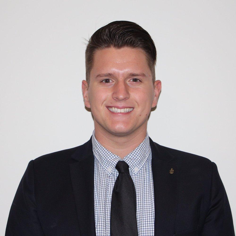 Jack Bobruk - VP of Alumni