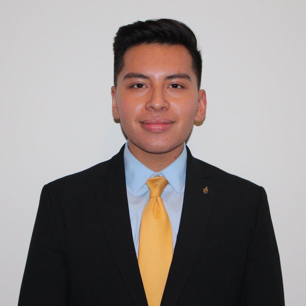 Jonathan Garcia - Secretary