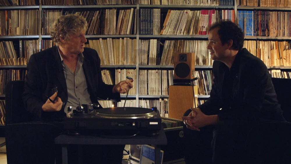 Radio Vinyle - Rodolphe Burger