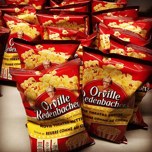 Music and popcorn fans this one is for you.  @orvillecanada is kicking off #snacktextrepeat! Buy any 3 Orville products, take a pic of your receipt, and you get $5 off your next show!! Info at www.orville.conagrafoods.ca