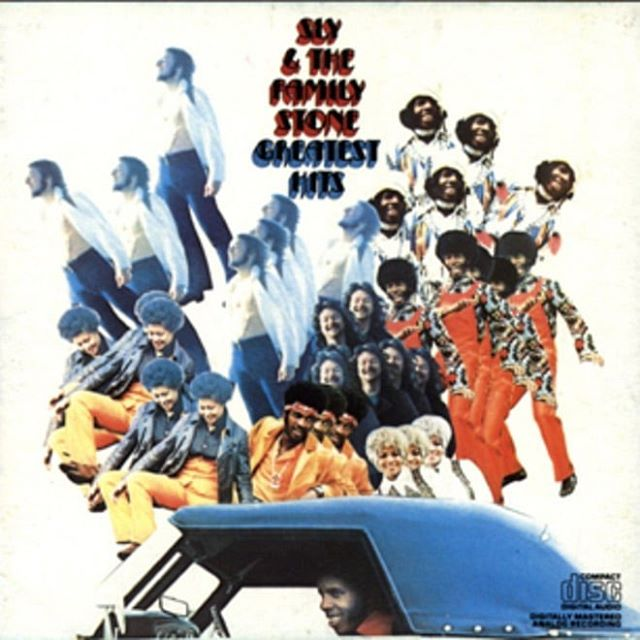 Albums day 9: Sly and the Family Stone - Greatest Hits. A great record that gets the party going.  https://open.spotify.com/track/1MQWtVcs0PKsY4PA6ZvLiy?si=3bJSC-XuQva87RJwGSnWhQ https://en.m.wikipedia.org/wiki/Greatest_Hits_(Sly_and_the_Family_Stone_album)