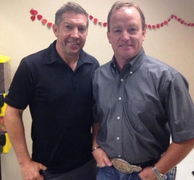 Sheldon Kennedy & Cody Snyder team up to raise $ & awareness for the Sheldon Kennedy Child Advocacy Centre