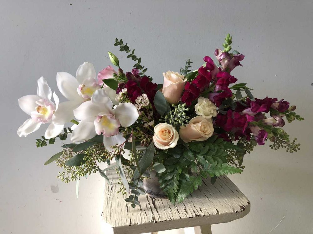 orchid and snap arrangment.jpg