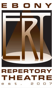 Ebony Rep, Nate Holden Performing Arts Logo